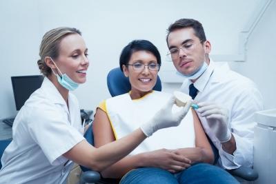 כתרי זירקוניה - מרפאת שיניים בבת ים